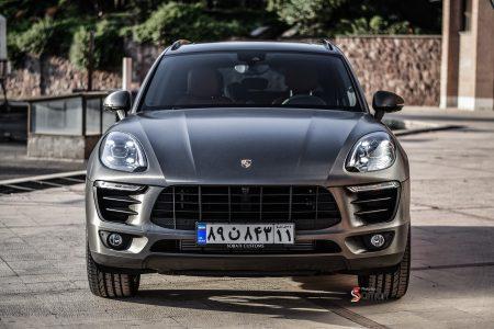Porsche macan brushed Sobati Customs