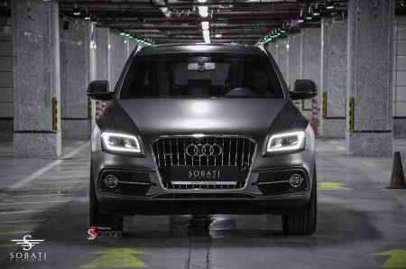 Audi Q5 matte Sobati customs