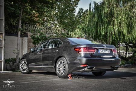 Lexus LS460L Super Metallic Sobati Customs