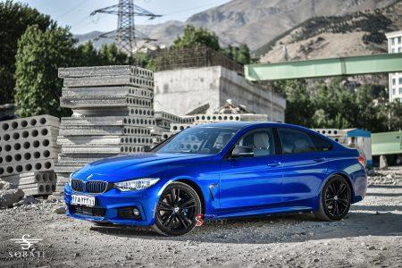BMW 428i GranCoupe Super Metallic Sobati Customs